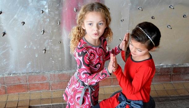 Meisjeskleding van LoFff en LoveStation22